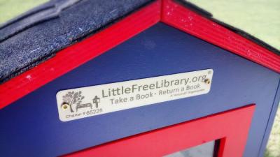 Boekenruilkastjes weer in gebruik