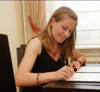 Michèle Verhaegen uit Puurs publiceert eerste kinderboek