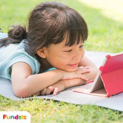 Lees digitale kinderboeken met Fundels
