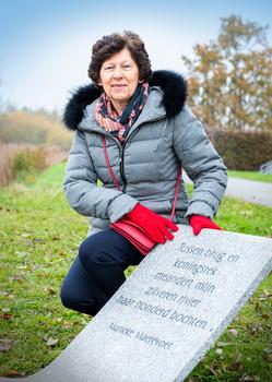 Marieke Maerevoet schrijft gemeentegedicht
